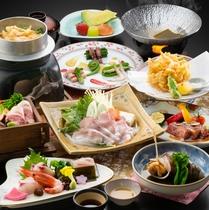 富山の美食会席