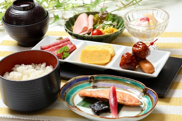 小学生向け朝食(イメージ)