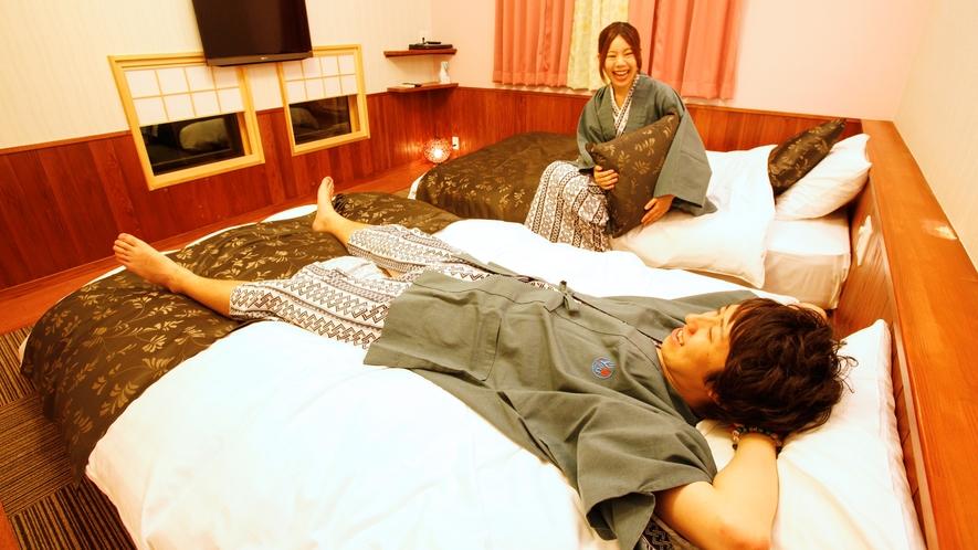 【離れ】平屋離れA-1type 48㎡ 和室6帖+ベッドルーム