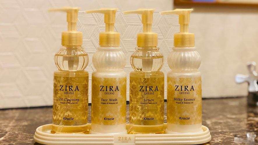 ZIRAフェイシャルシリーズ 心と肌を魅惑的な輝きを放つツヤめく美しさへ・部屋タイプ:平屋建て離れA