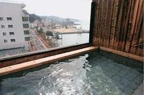 2階貸切露天風呂