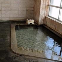 貸切風呂(2階)です