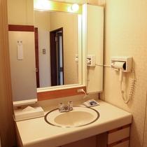 小浴場洗面台