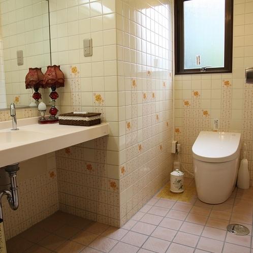 1階トイレ(女性用)