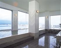 館内パノラマ浴場