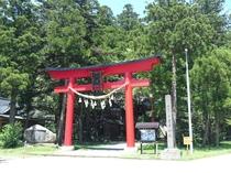 佐渡一宮度津(わたつ)神社