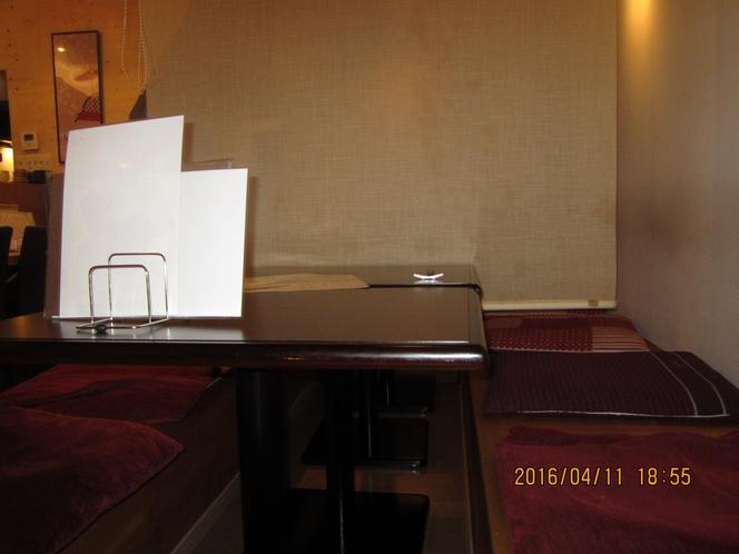 紬屋【つむぎや】テーブル席