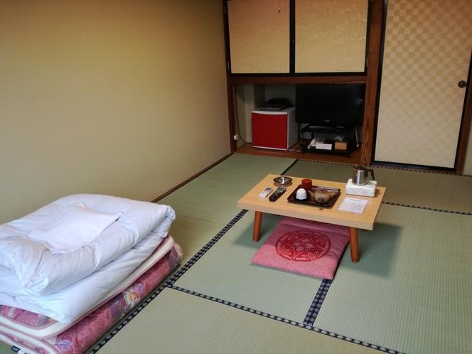 Aコース 客室