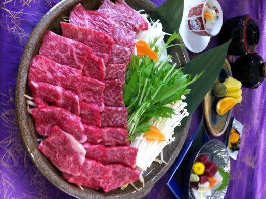 〜食べ比べで「松阪牛」の旨さを堪能!〜★松阪牛美味4種会席プラン