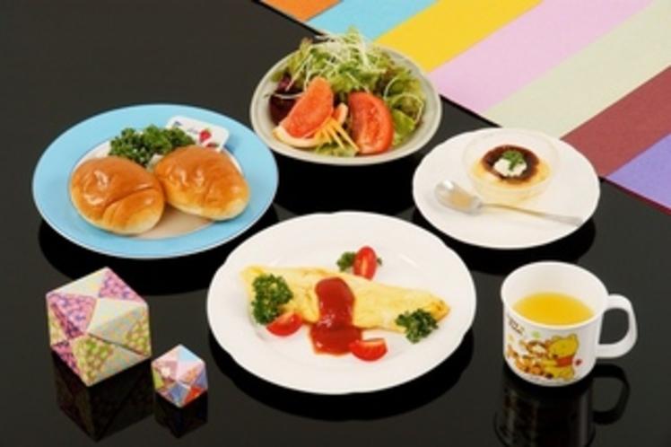 お子様ランチ(朝食)
