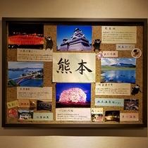 熊本観光案内◇観光パンフレット・グルメパンフレットもご準備しております