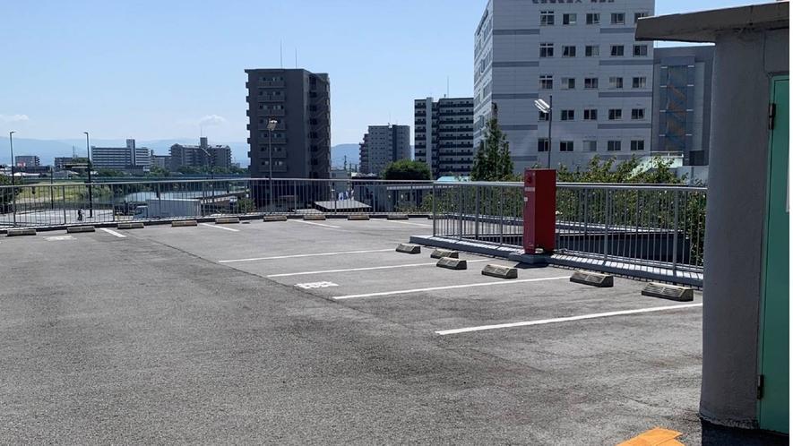 駐車場◇自走式の立体駐車場になります
