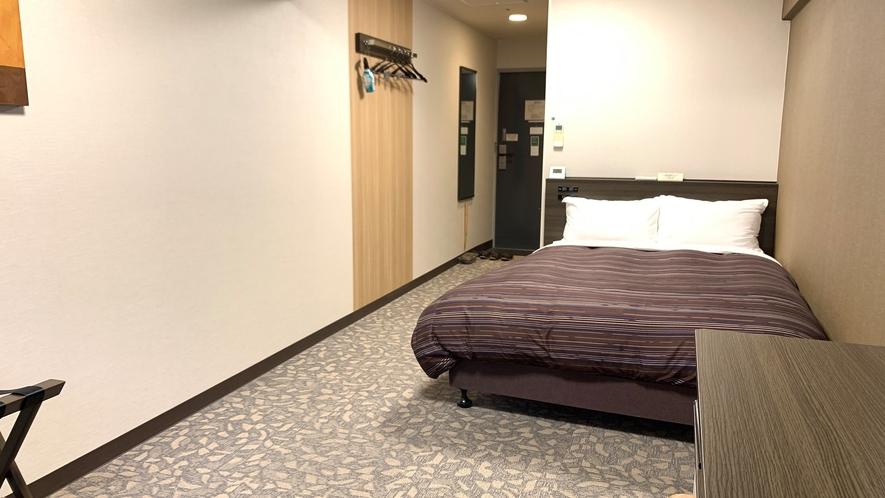 セミダブルルーム〈コンフォートタイプ〉◇全室Wi-Fi接続
