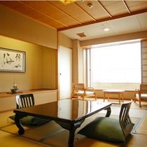 葵館海側客室一例