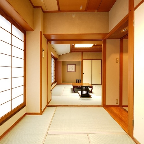 葵館純和室(客室一例)