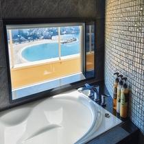 貴賓室 風呂