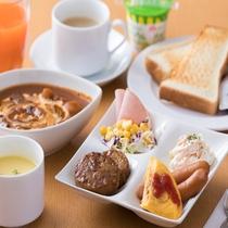 朝食ヨーグルトの提供開始(数量限定)