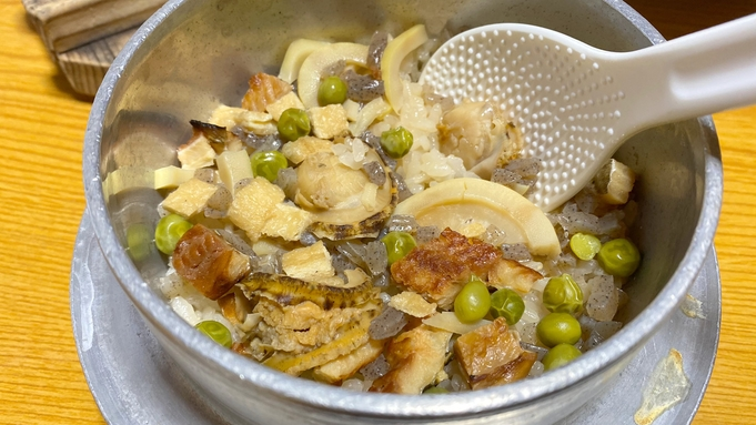 【グルメ】季節会席♪旬の食材&海の幸満載!お料理も楽しみたい方の2食付プラン(お部屋食)