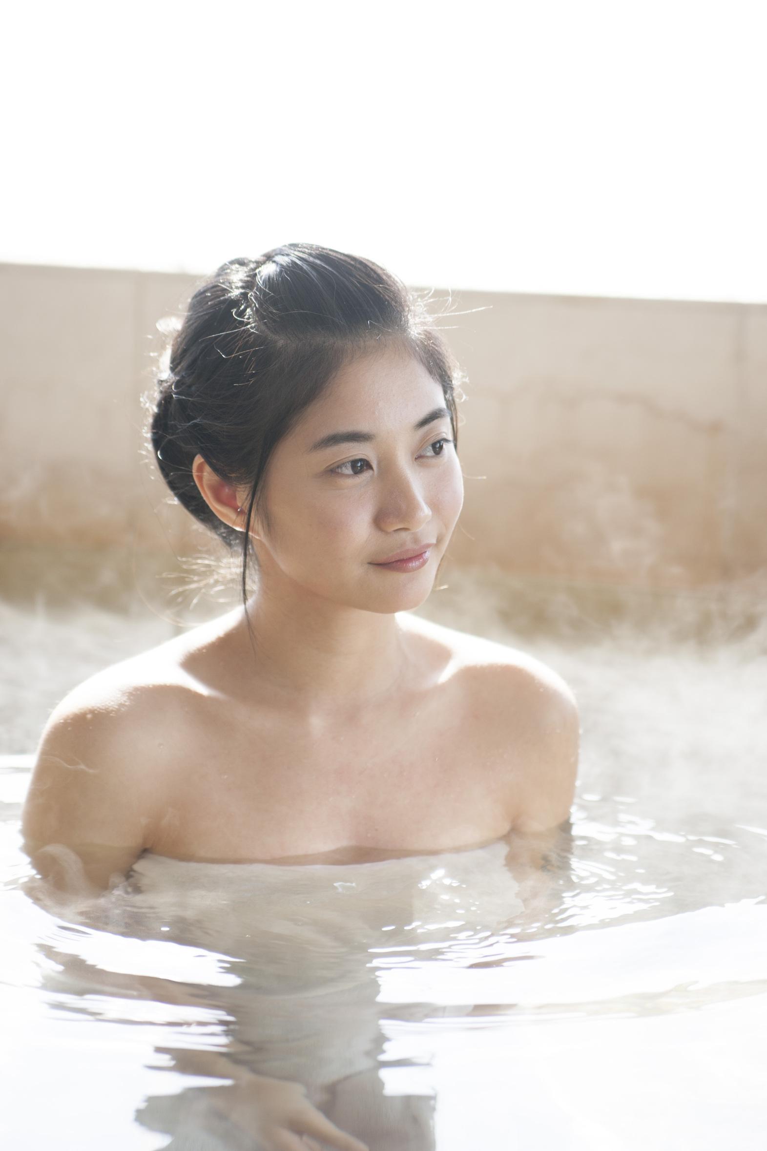 大浴場モデル