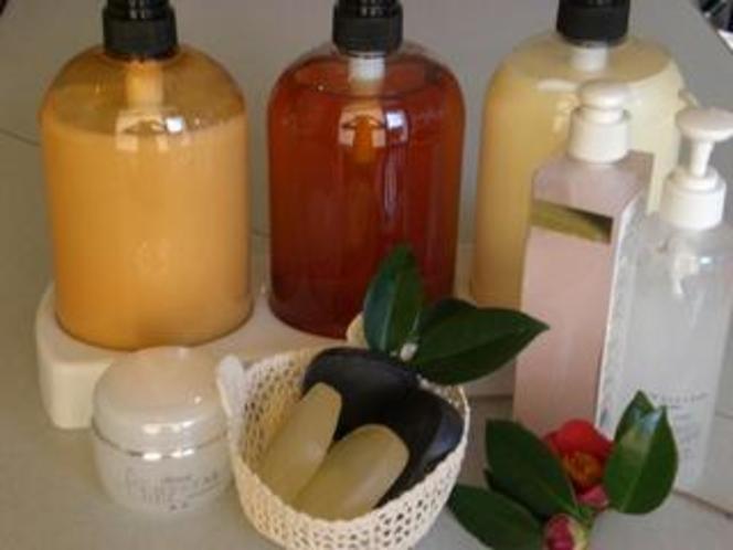 大浴場の備品