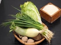野菜やお米