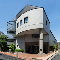 東京渋谷であることを忘れてしまう、安らぎと静けさに包まれたホテル