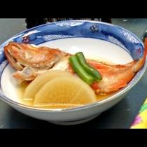 a7磯コース_煮魚