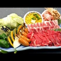 c2BBQ肉野菜