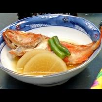 b4磯コース_煮魚