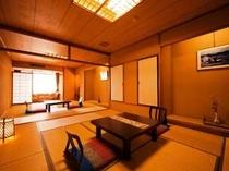 ゆったり広々「大部屋和室(10畳+10畳)」一例