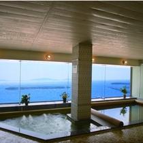 大浴場(東風の湯)展望風呂