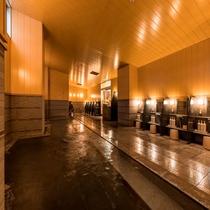 新館2階 大浴場