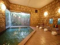 活性石大浴場