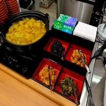 ◆和洋バイキング朝食【味噌汁・漬物】