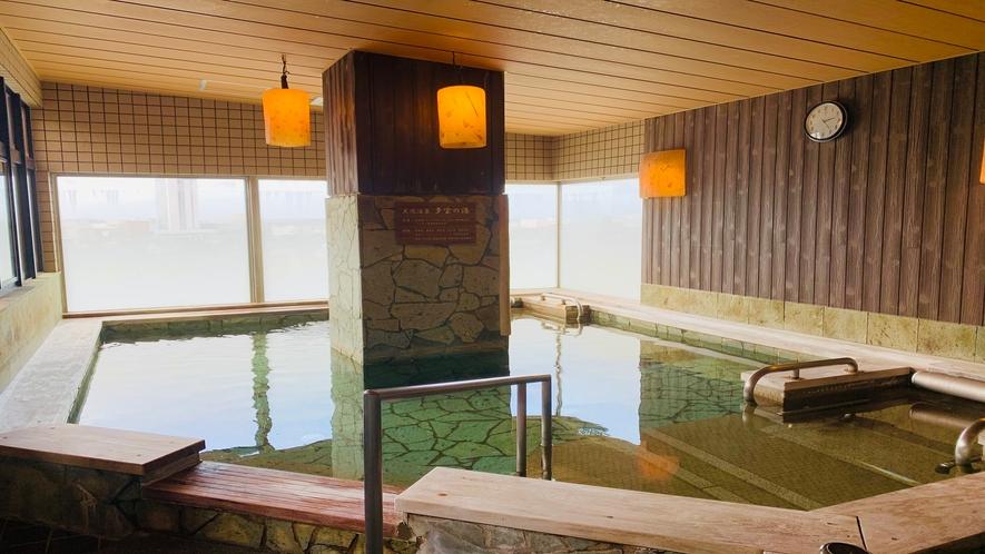 ◆10階男性大浴場【内湯】(湯温:41~42℃)