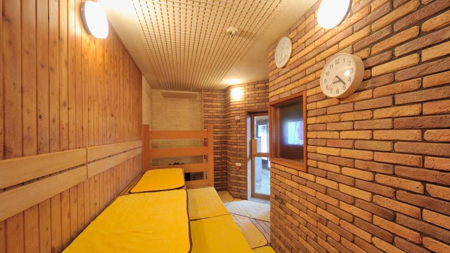 ◆10階男性大浴場【高温サウナ】(室温95℃)