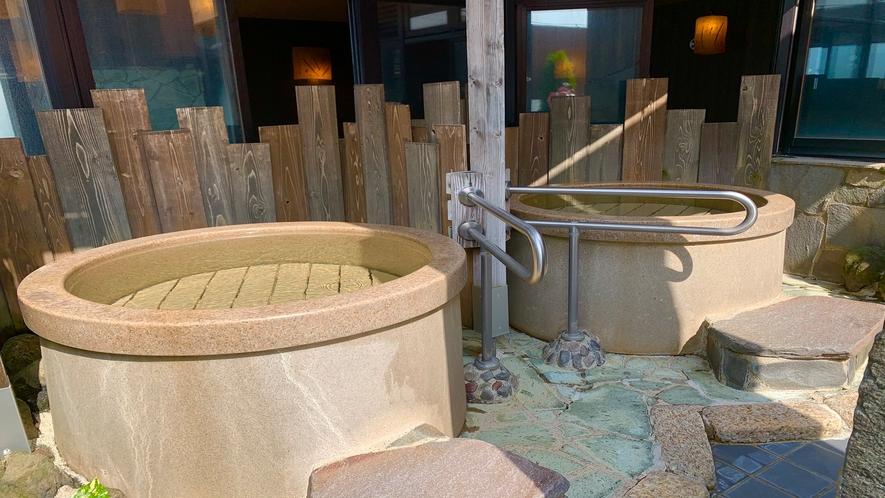 ◆10階男性大浴場【つぼ風呂】(湯温:42~43℃)