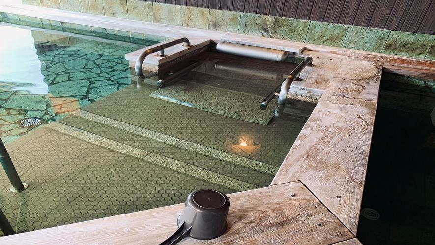 ◆10階男性大浴場【寝湯】