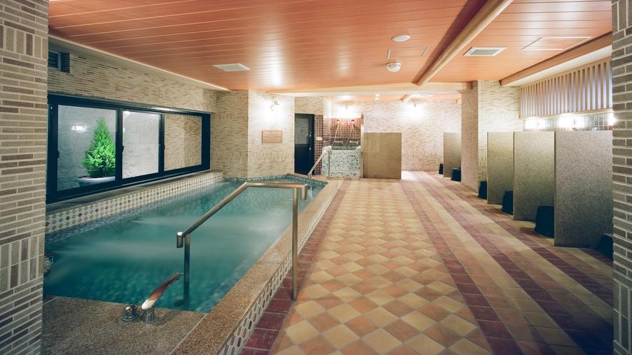 ◆2階女性大浴場 【内風呂】(湯温:41~42℃)