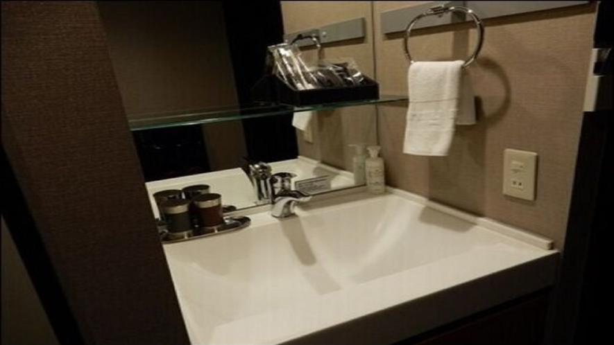 洗面台(エコノミーA・ダブル・和風セミダブル)