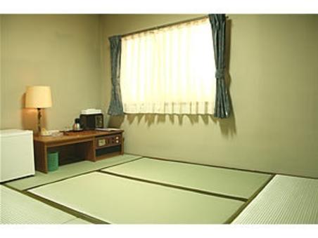 ■和室(アウトバス)☆バストイレなし・階段で4F・個別空調☆