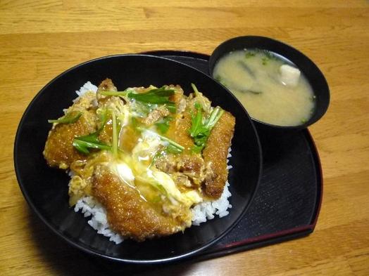【平日限定】朝食と夕食(かつ丼OR親子丼OR若鶏の照り焼き丼)付きのゴーゴープラン♪