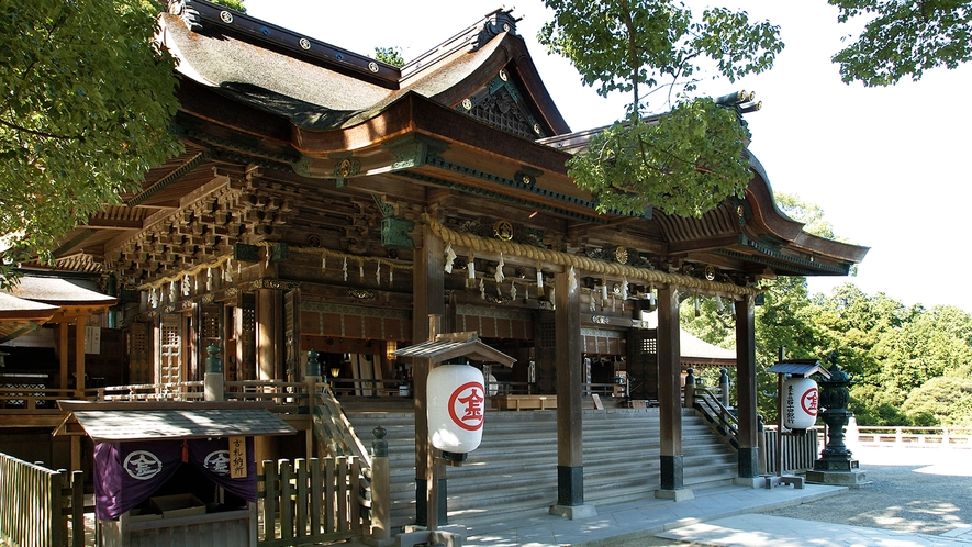【観光】金比羅山宮