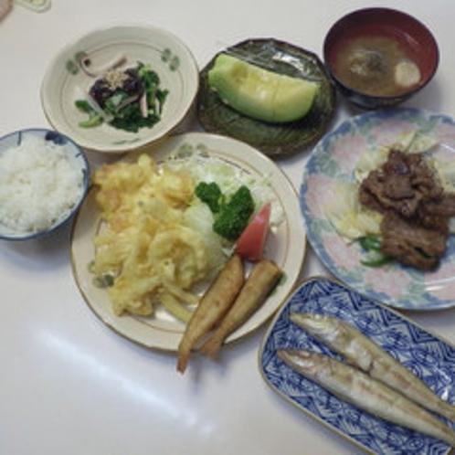 夕食001