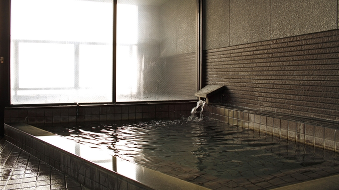 24時間入浴可能♪展望露天風呂【1泊朝食付プラン】〜ビジネス・旅行・釣りに〜