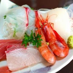 ■日帰り・昼食■金龍特選!近海の海で獲れる旬の味覚をご堪能♪ 天然温泉入浴OK★