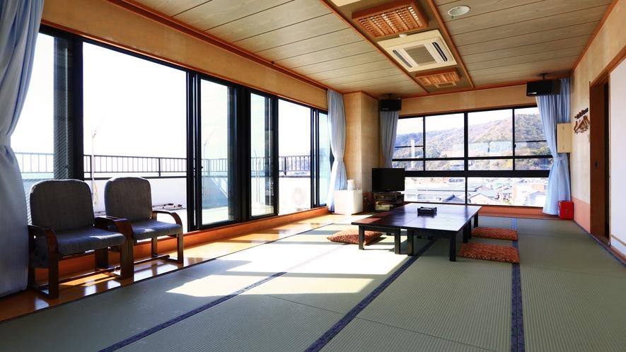 最上階20畳和室