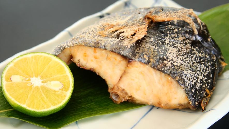 旬の地魚-焼き