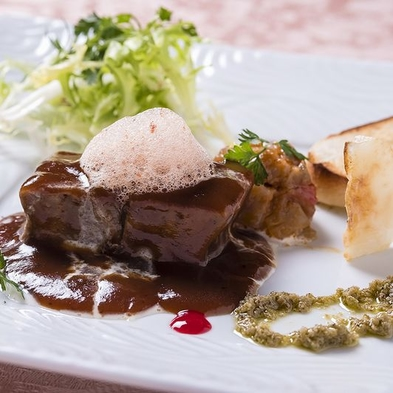 【秋冬旅セール】人気のメイン料理が選べるスタンダードプランが2月のご利用までお得な特別価格