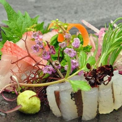 【迷った時はこれ】10種の前菜から始まる会席料理、メイン料理はお肉orお魚?祥月スタンダードプラン